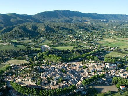 Maisons en Provence, France
