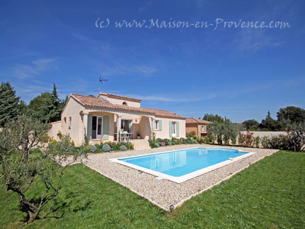 Detached villa in Castillon-du-Gard