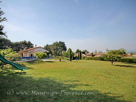 Detached villa in Jonquerettes