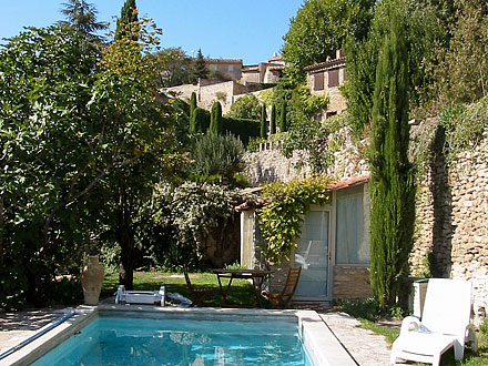 Provençal detached house in Bonnieux