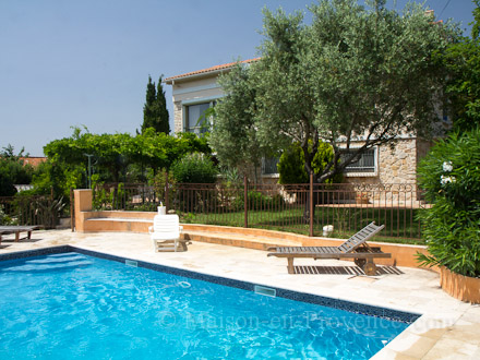 Detached villa in La Seyne-sur-Mer