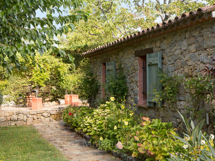 Provençal detached house in Tourrettes