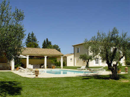 Detached villa in Martignargues