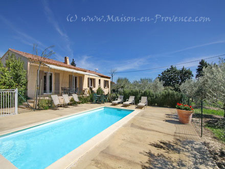 Provençal detached house in Graveson